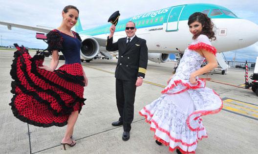 Image: Aer Lingus Models
