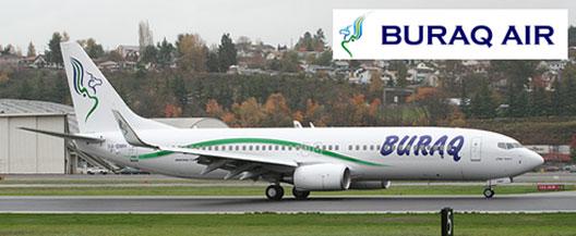Image: Buraq air