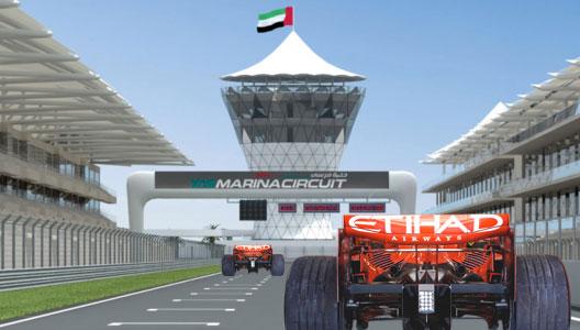 Image: Etihad Abu Dhabi Grand Prix