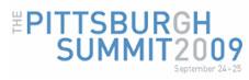 Image: Pittsburgh summit