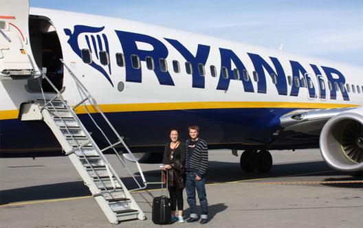 Image: Ryanair