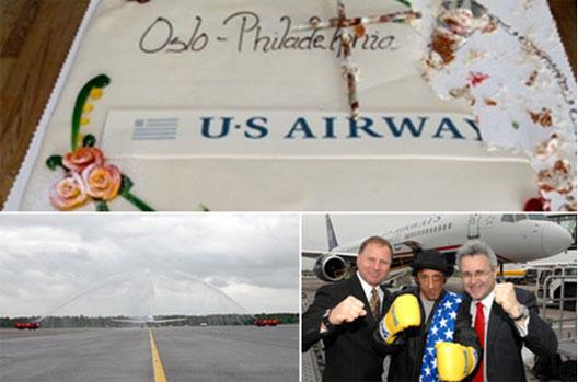 Image: US Airways Cake