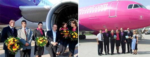 Image: Wizz Air launch Düsseldorf Weeze - Memmingen Service