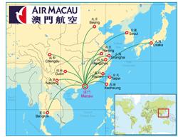 Map: Macau