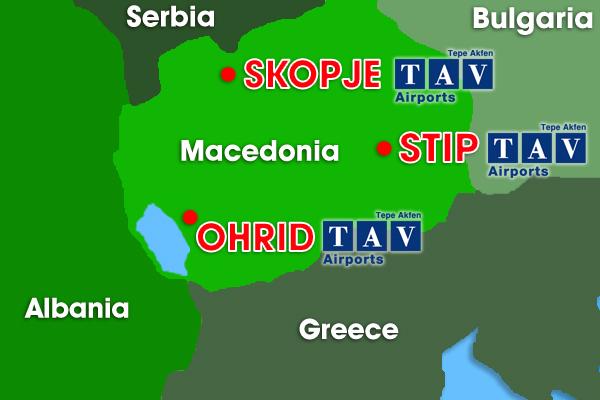 Map: Macadonia