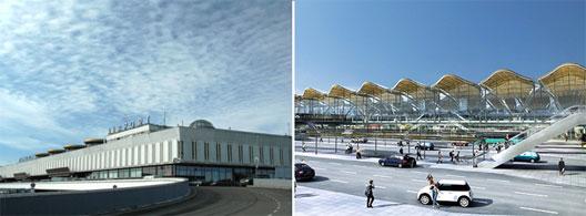 Image: Pulkovo airport