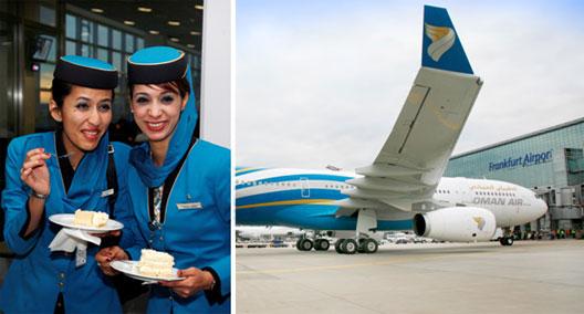 Image: Oman Stewardesses