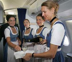 Image: Stewardesses
