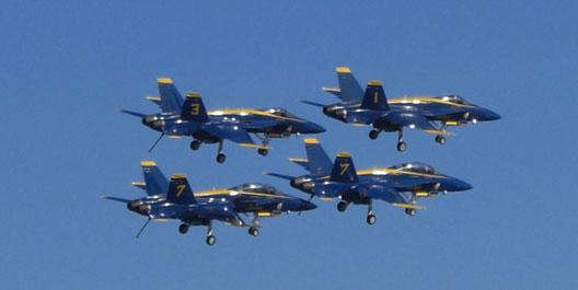Image: Air show