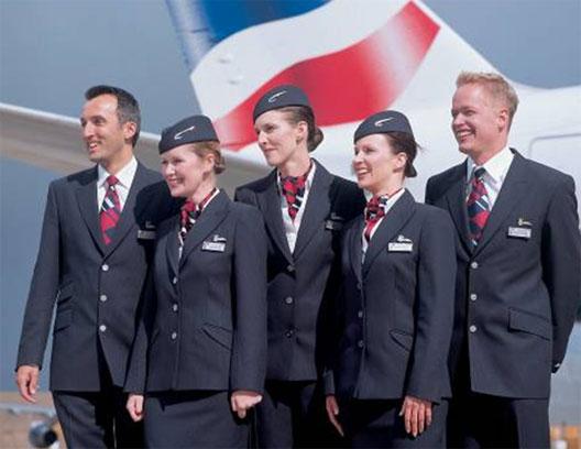 Image: Striking uniforms
