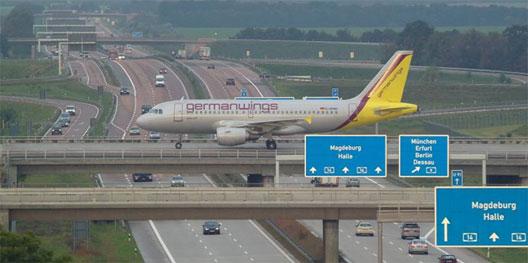 Image: Germanwings Plane