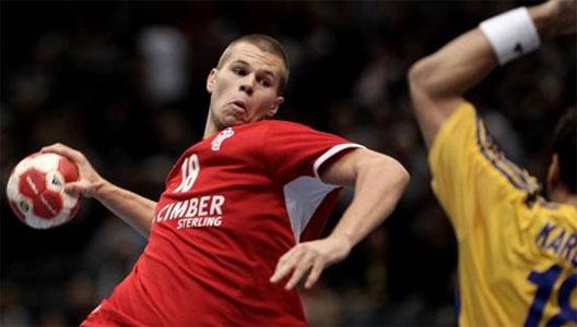 Image: Danish handball team