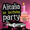 New Alitalia celebrates 1st birthday; 21 million passengers in 2009 across 73 destinations