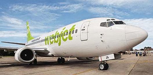 Image: webJet 737-300s