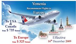 Image: Yemenia Europe