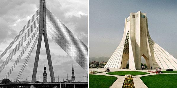 Tehran-Riga