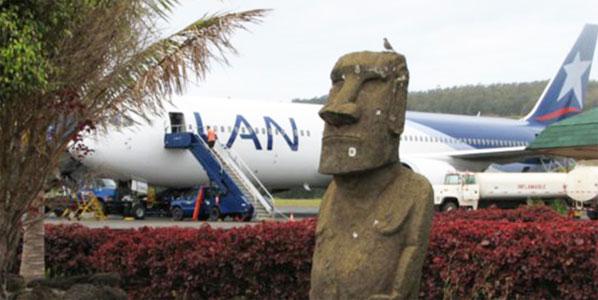 LAN Easter Island