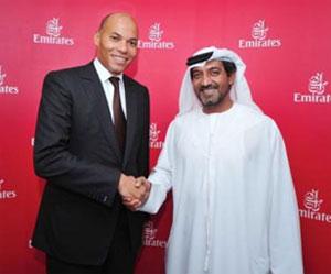Dakar makes it 19 in Africa for Emirates