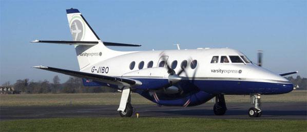 Varsity plane