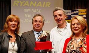 Malaga opens Terminal 3 to double capacity; Ryanair to establish base in June; UK market dominance decreasing