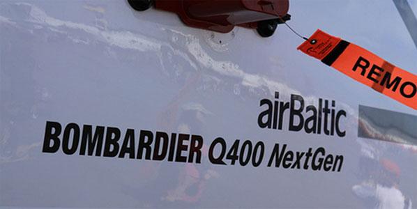 """airBaltic """"NextGen"""""""