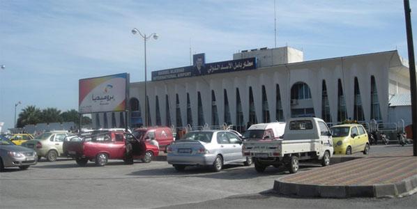Latakia's Bassel Al-Assad International Airport