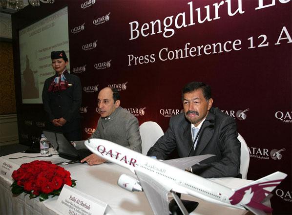 Qatar Airways CEO, Akbar Al Baker