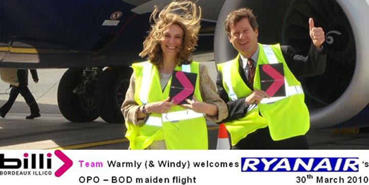 Billi - Ryanair
