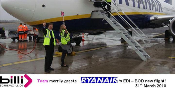 Ryanair - Billi