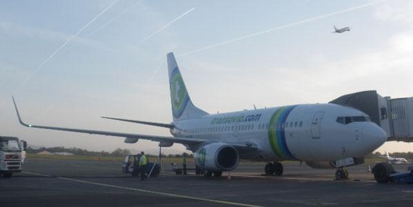 Transavia.com launch service between Amsterdam and Biarritz