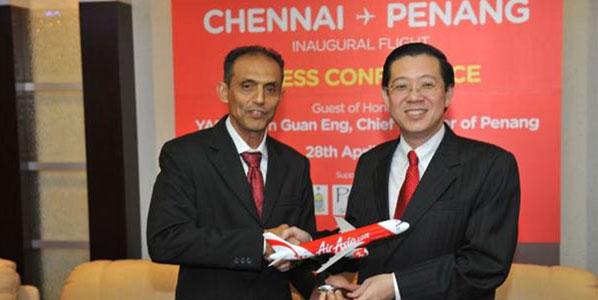 Aziz Bakar, Chairman of AirAsia