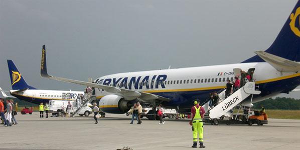 Ryanair launch Edinburgh and Lübeck service