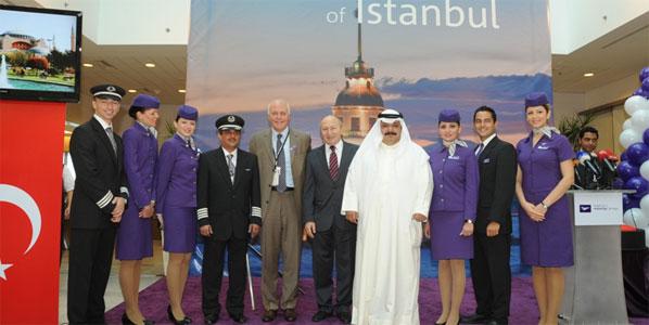 George Cooper, Wataniya Airways' CEO