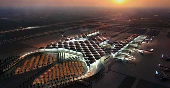 Jordan   s Queen Alia Airport growing at almost 20  in 2010  airBaltic    Queen Alia Airport Arrivals