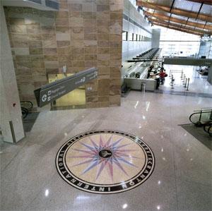 Wilkes-Barre/Scranton airport terminal