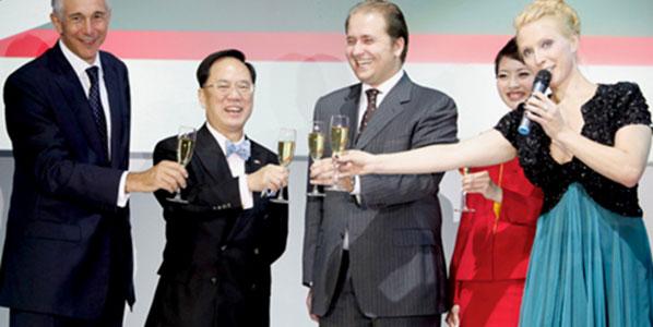 chairman of the Russia-Hong Kong Business Association