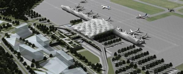 Zagreb's new terminal