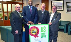 Miami celebrates the big award