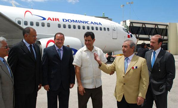 Air Dominicana plane