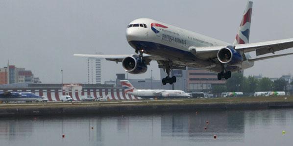BA London City Airport