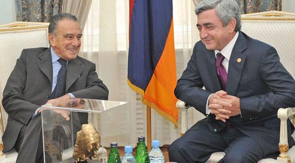 Eduardo Eurnekian, the Argentine billionaire of Armenian descent