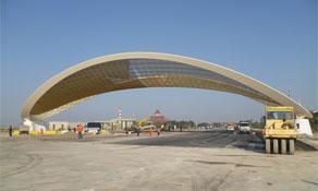 Azerbaijan awaits new terminal for Baku airport; Azerbaijan Airlines serves 12 countries including France, Italy and UK