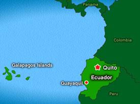 Ecuador Eagerly Awaits New Capital Airport In Quito TAME AeroGal - Capital of ecuador