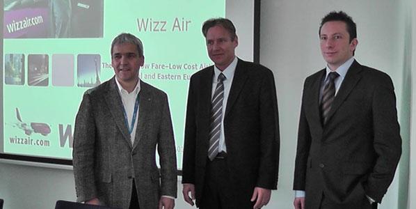 Ralf Schmid, Managing Director Memmingen Airport