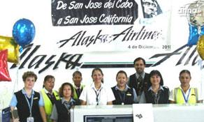 Alaska Airlines is fastest-growing major US airline in November and December; Allegiant still has fullest planes