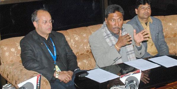 Birendra Bahadur Basnet, Buddha Air's managing director