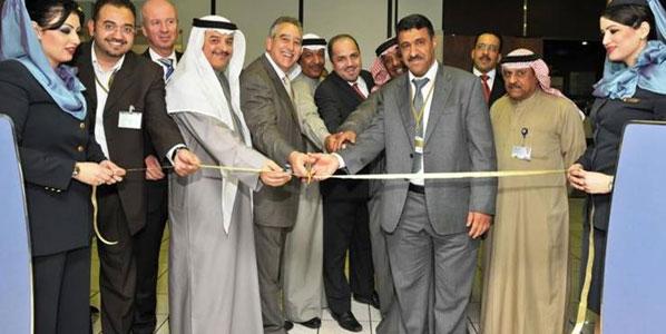 Gulf Air's Deputy CEO Maher Al Musallam
