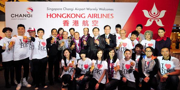 Yang Jianhong, Hong Kong Airlines' CEO