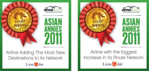 Lionair ANNIES