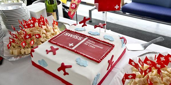 Cake of the Week Vote: Cake 8 Swiss' Basel to Copenhagen